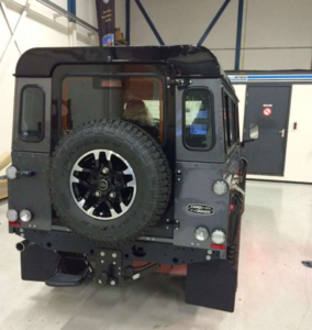 2015 Land Rover Defender 110 Adventure Limited Edition