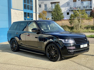 2013 LAND ROVER RANGE ROVER 4.4 SDV8 AUTOBIOGRAPHY For Sale