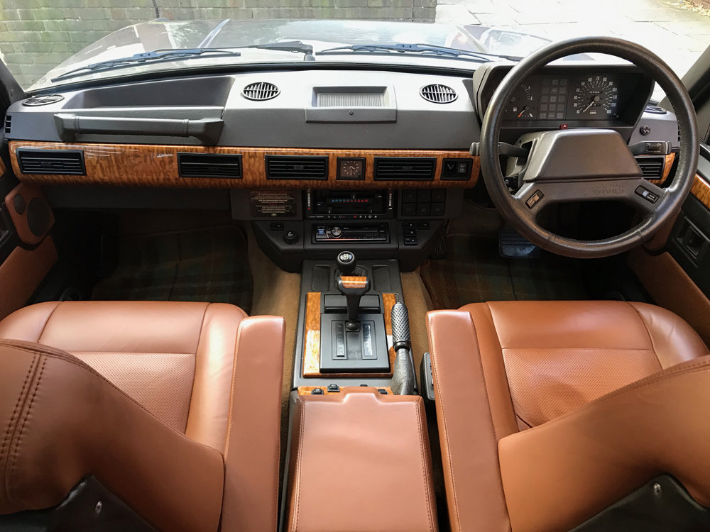 1993 Range Rover Classic LSE - fully restored For Sale (picture 2 of 24)