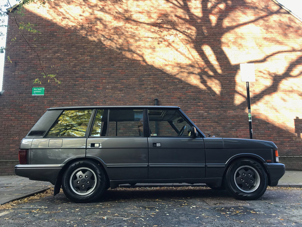 1993 Range Rover Classic LSE - fully restored For Sale (picture 3 of 24)