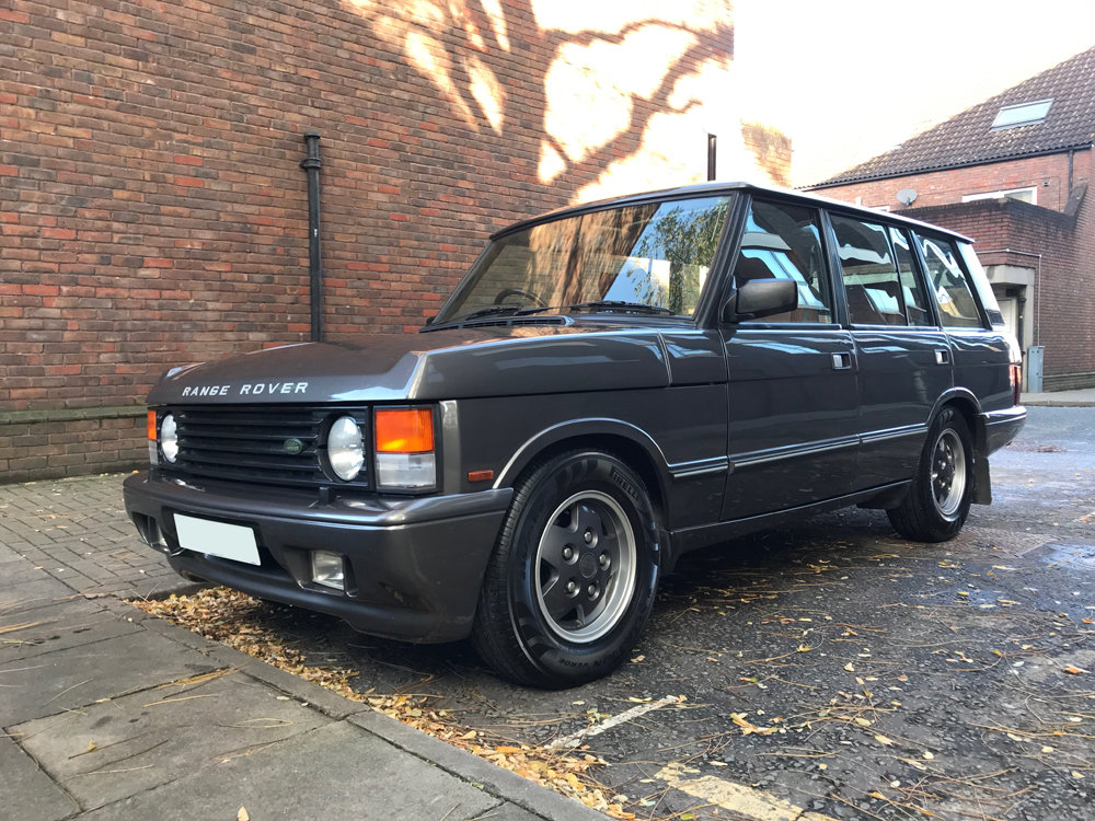 1993 Range Rover Classic LSE - fully restored For Sale (picture 5 of 24)