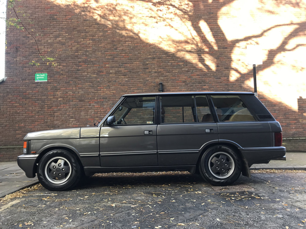 1993 Range Rover Classic LSE - fully restored For Sale (picture 7 of 24)