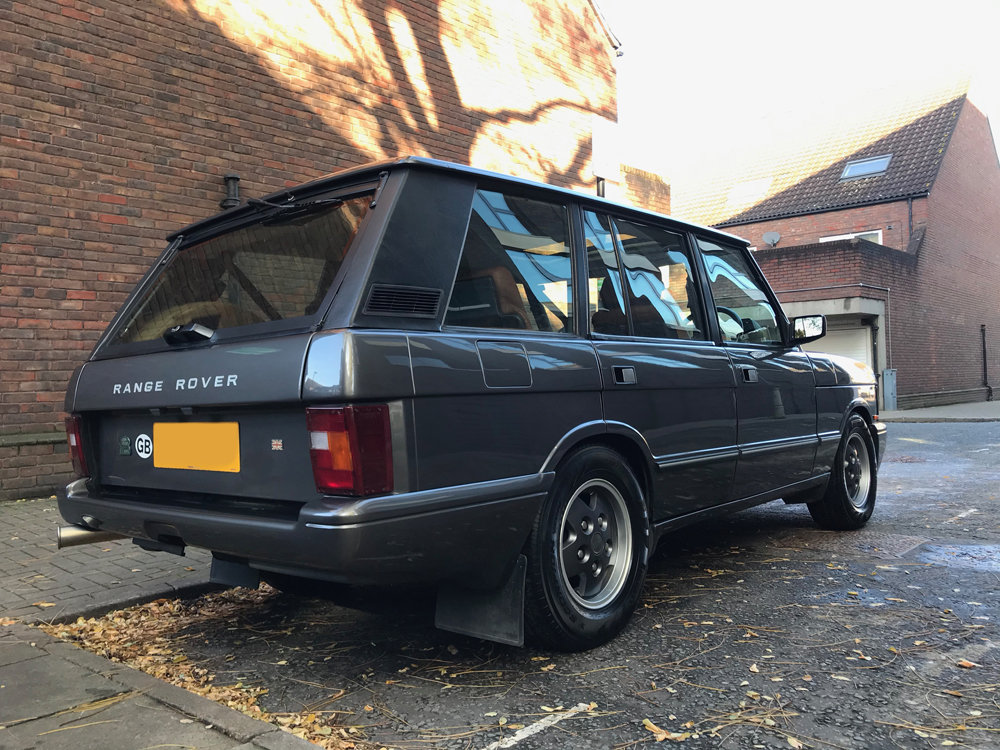 1993 Range Rover Classic LSE - fully restored For Sale (picture 11 of 24)