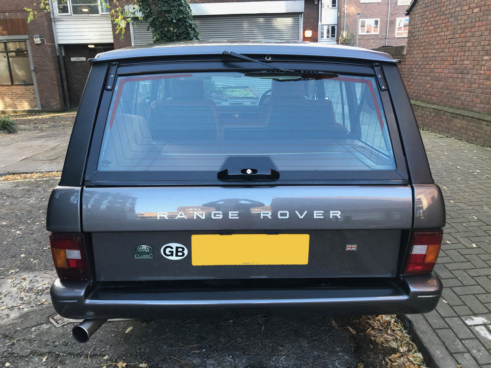 1993 Range Rover Classic LSE - fully restored For Sale (picture 13 of 24)