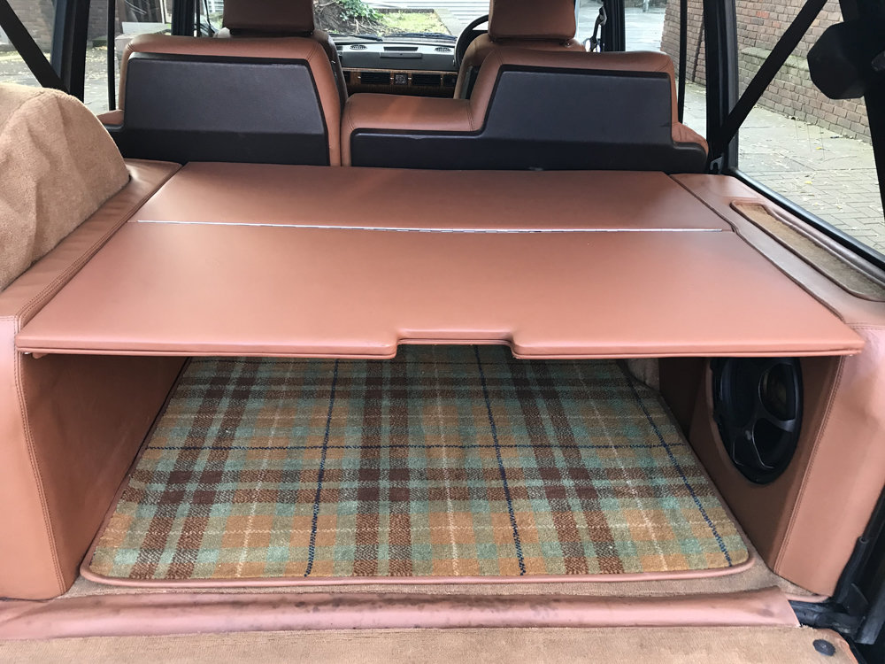 1993 Range Rover Classic LSE - fully restored For Sale (picture 16 of 24)