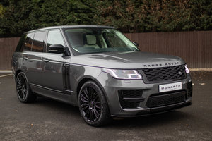 2019/19 Range Rover Vogue SDV6 For Sale