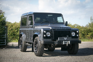 2014 Land Rover Defender 90 TDCI XS Station Wagon 1 Owner 20,000