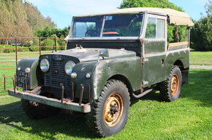 1955 Land Rover S 1  For Sale