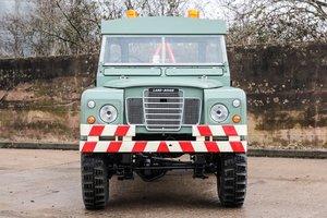 1976 Land Rover Series III 109