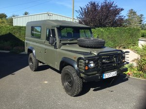 1987 Land Rover 110 Defender For Sale by Auction