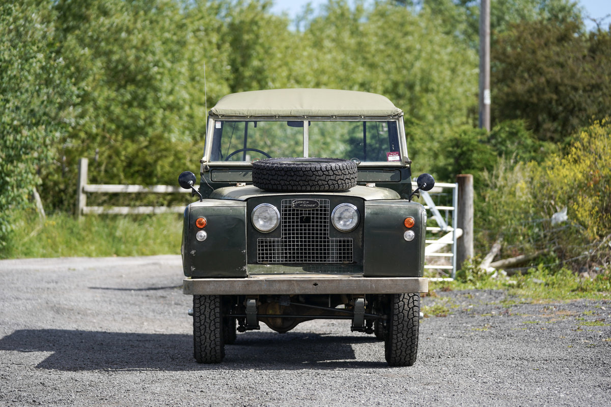 """Land Rover Series 2a 88"""" 1963 2.25 Petrol Very Original For Sale (picture 3 of 6)"""
