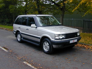 2000 RANGE ROVER P38 4.6 HSE RHD - EX JAPAN - COLLECTOR QUALITY!  For Sale