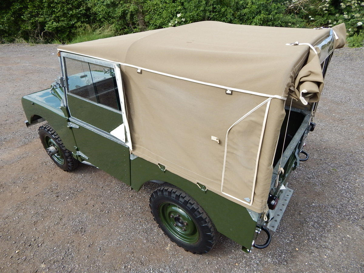 1950 Land Rover Series 1 80 For Sale (picture 6 of 12)