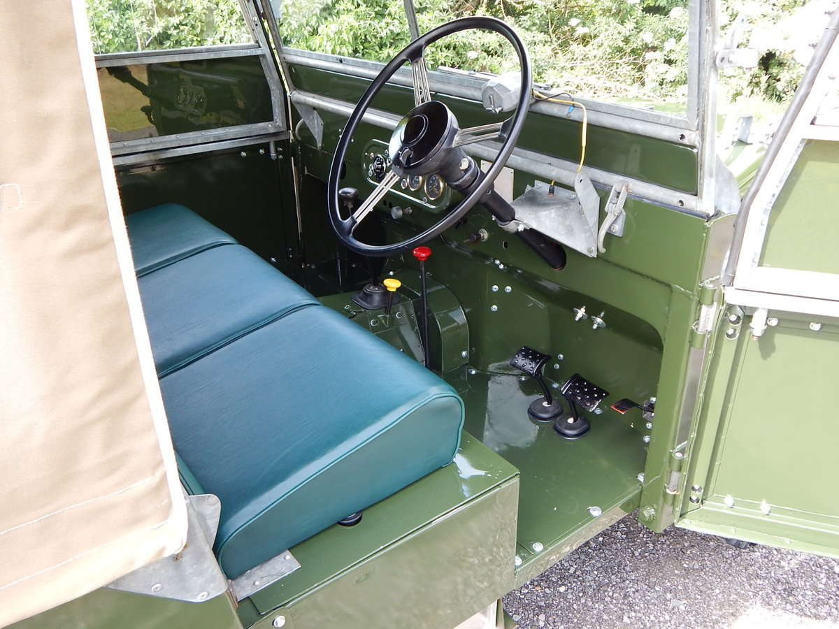 1950 Land Rover Series 1 80 For Sale (picture 11 of 12)