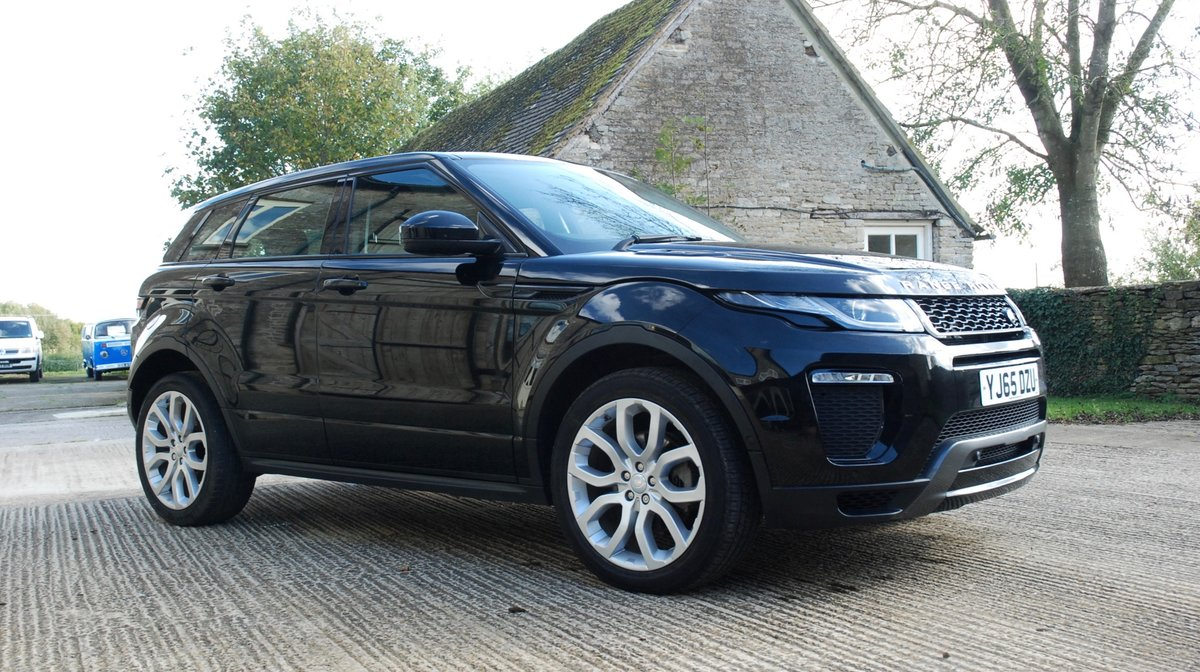 2016 Land Rover R/R Evoque 2.2 HSE Dynamic Hatchback Auto Diesel For Sale (picture 1 of 4)