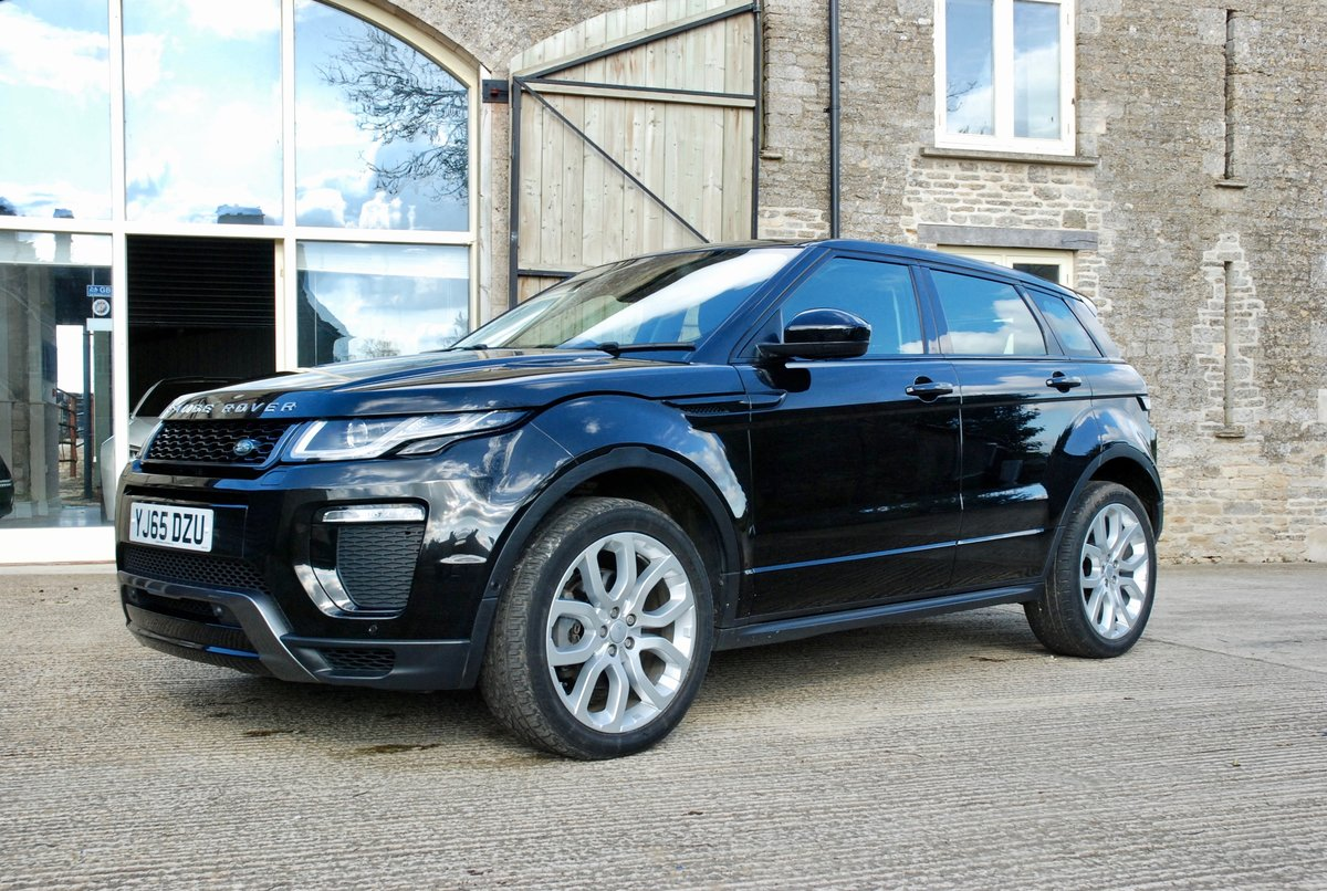 2016 Land Rover R/R Evoque 2.2 HSE Dynamic Hatchback Auto Diesel For Sale (picture 2 of 4)