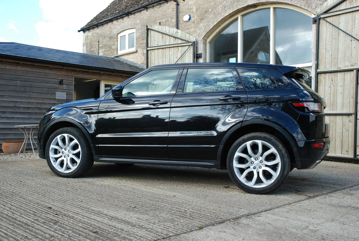 2016 Land Rover R/R Evoque 2.2 HSE Dynamic Hatchback Auto Diesel For Sale (picture 3 of 4)