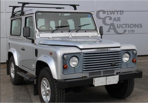 2003 Land Rover Defender 90 TD5 County -1 owner For Sale by Auction