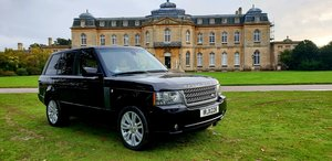 2010 LHD Land Rover Range Rover Vogue 3.6 TDV8, LEFT HAND DRIVE For Sale