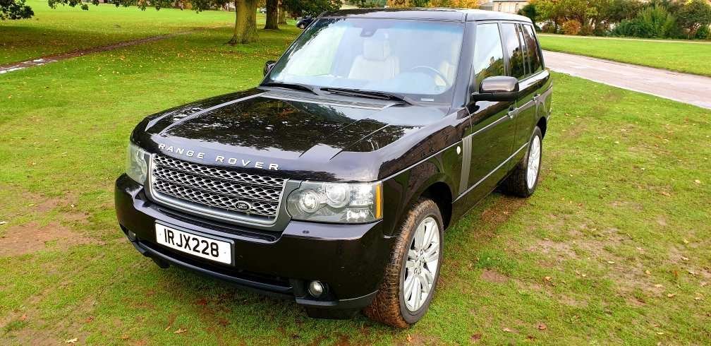 2010 LHD Land Rover Range Rover Vogue 3.6 TDV8, LEFT HAND DRIVE For Sale (picture 2 of 6)