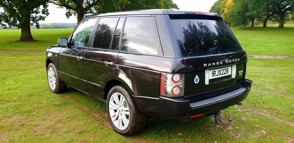 2010 LHD Land Rover Range Rover Vogue 3.6 TDV8, LEFT HAND DRIVE For Sale (picture 3 of 6)