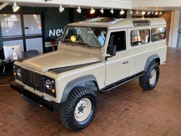 1985 Land Rover Defender 110 2.5 Liter Turbo Diesel (300tdi) For Sale (picture 1 of 6)