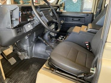 1985 Land Rover Defender 110 2.5 Liter Turbo Diesel (300tdi) For Sale (picture 3 of 6)