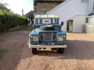 1973 Landrover Model 88  For Sale