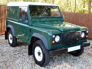 2005 Land Rover Defender 90 For Sale