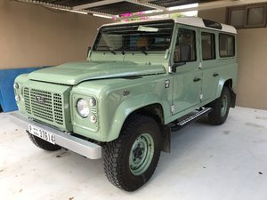 2015 Landrover Defender 110 Genuine Heritage Edition For Sale