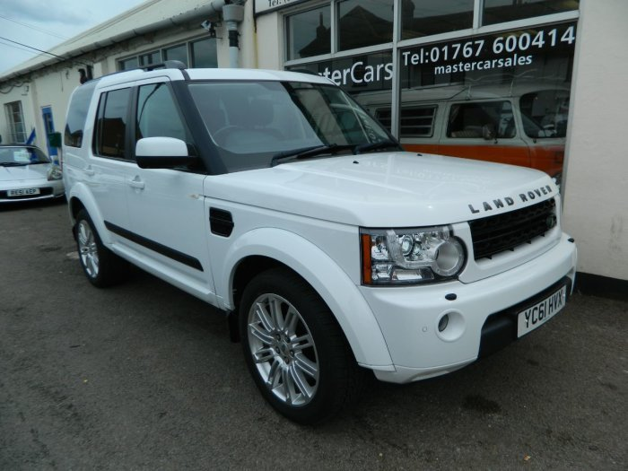 2011/61 LAND ROVER DISCOVERY 3.0 SDV6 255 XS AUTO 72343 MLS For Sale (picture 1 of 6)