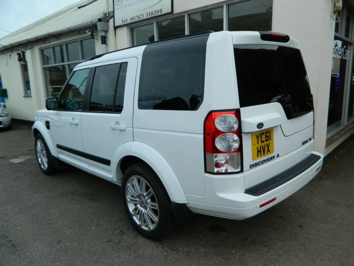 2011/61 LAND ROVER DISCOVERY 3.0 SDV6 255 XS AUTO 72343 MLS For Sale (picture 2 of 6)