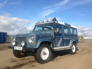 1990 Land Rover 110 4C County D Turbo For Sale by Auction