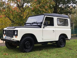 1989 Land Rover Santana Series III Diesel SOLD