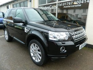2014/14 LAND ROVER FREELANDER 2 ED4 2.2 XS 5DR 4X4 57988 MLS For Sale