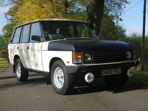 Picture of 1989 Land Rover Range Rover - Ex-Police Classic! SOLD