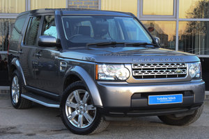 2010 60 LAND ROVER DISCOVERY 4 3.0 TDV6 GS AUTO For Sale