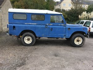 1975 Series 3  Left hand drive ex military For Sale