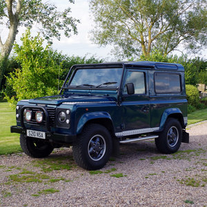 1998 Land Rover Defender 90 4.0 V8 - 50th Anniversary For Sale