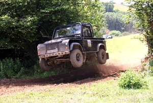 1987 Landrover 90 based 3.5V8i Comp Safari Racer For Sale