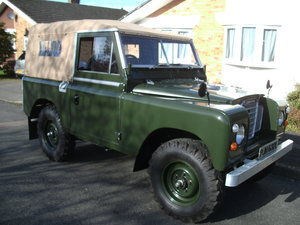 Land Rover Series 111 - Early Model Fully Restored SOLD