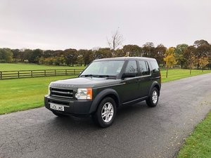 2006 land rover discovery 3 For Sale