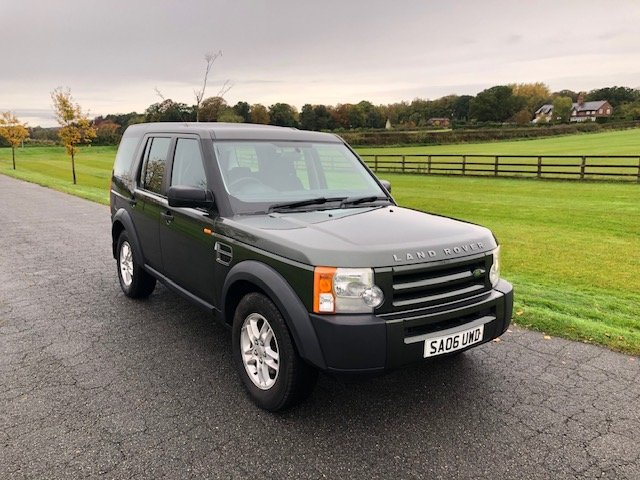 2006 land rover discovery 3 For Sale (picture 2 of 6)