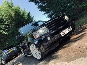 2008 RANGE ROVER TDV8 TWIN TURBO SPORT HSE SOLD