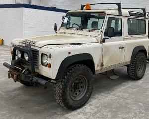 1996 Land Rover 2.5 litre 300tdi Defender 90 SWB For Sale