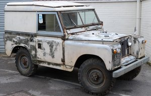 1962 Land Rover series II For Sale