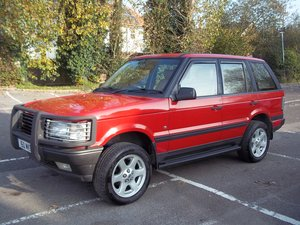 1999 Range Rover P38 4.6 only 69000 miles full history For Sale