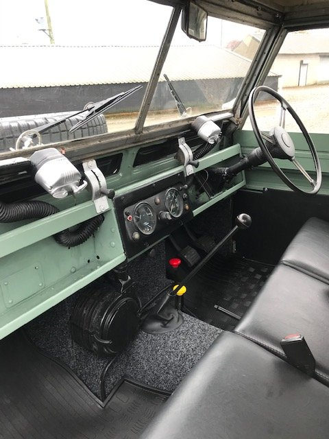 1967 Land Rover® Series 2a *Station Wagon* (BHJ) SOLD For Sale (picture 5 of 6)
