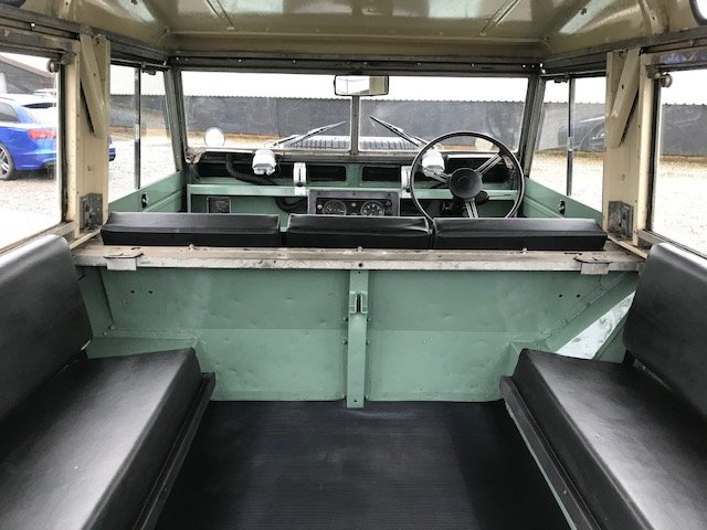 1967 Land Rover® Series 2a *Station Wagon* (BHJ) SOLD For Sale (picture 6 of 6)