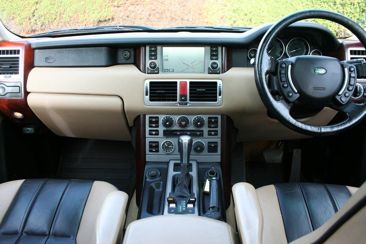 2006 Range Rover Vogue SE Auto For Sale (picture 2 of 6)